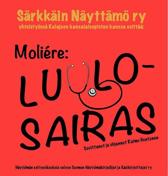 Moliére: Luulosairas
