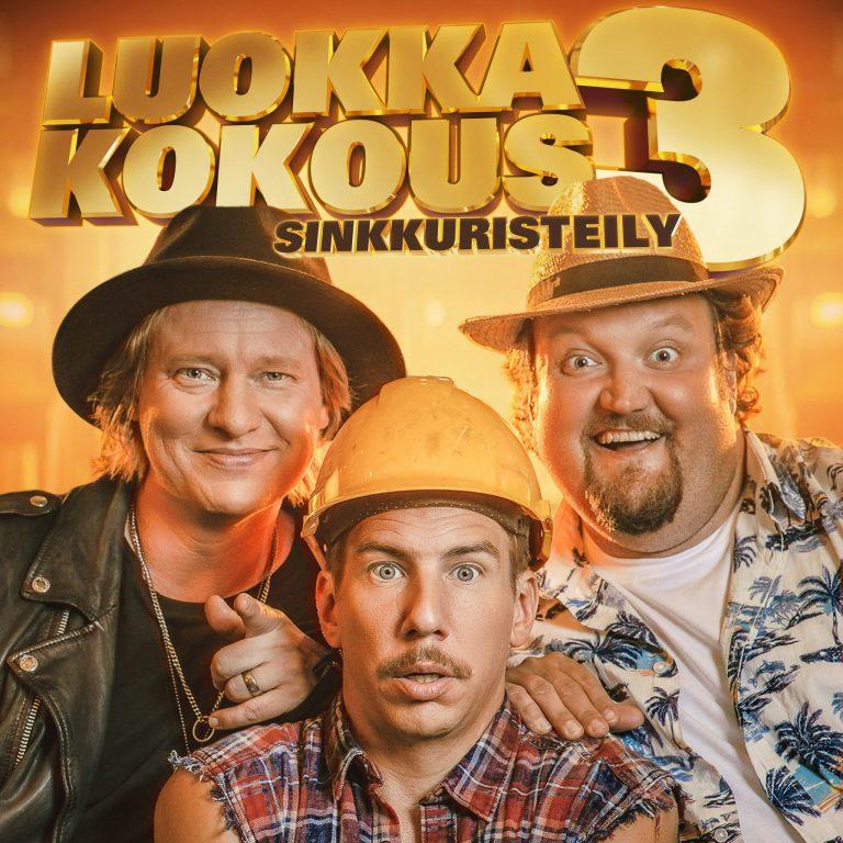 LUOKKAKOKOUS 3